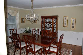 Photo: Formal Dinning Room