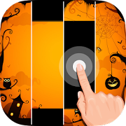 Piano Tiles Halloween