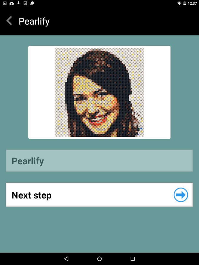 PhotoPearls®- screenshot