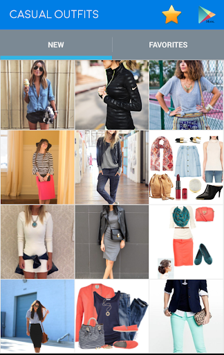 Casual Outfits Collections