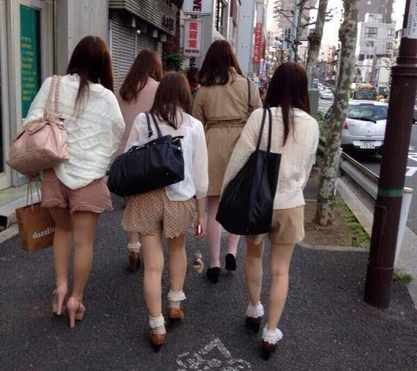 量産型女大生ファッション