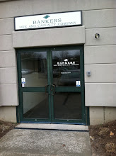 Photo: Bankers Life and Casualty in Warwick, RI proudly displaying their BBB Accreditation