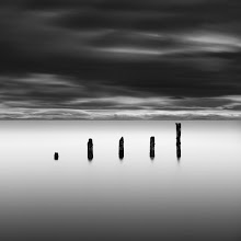 """Photo: """"Four and a Half"""" - http://www.createwithlightphotography.com  Please view it LARGE on my website: http://tinyurl.com/chuy78z  This is a 78 second exposure of old pilings in the Strait of Georgia in Vancouver.  I used a 10 and a 3 stop ND filter, and stacked a 3 stop soft grad ND filter, to get the right level of contrast in the the clouds, water and around the piling.  This is the third image in my new series of numbered pilings.  The clouds and light were perfect that day and created a layer of light around the pilings at high tide.  The techie stuff:  ISO: 100 Aperture: f/11 Exposure: 78 seconds Focal Length: 35mm Filters: Hitech Pro 10 stop ND filter, Lee 3 stop hard and 3 stop soft grad ND filter  This is my contribution to the #LongExposureThursday theme, kindly curated by +Francesco Gola and +Le Quoc , the #ThirstyThursday theme, kindly curated by +Giuseppe Basile and +Mark Esguerra , the #FineArtPls theme, curated by the lovely +Marina Chen and +Fineao Fang , the the #landscapephotography theme run by +Bill Wood , the #BWFineArtLE theme, curated by the amazing Mr +Joel Tjintjelaar and +Black and White Fine Art Photography Gallery , #SquaresAreSassy curated by my dear friend +Nathan Wirth , the #DeneMilesIsFabulous theme curated by my wonderful friend, muse and supporter +dene' miles and finally the #PlusPhotoExtract theme, run by the awesome +Jarek Klimek  All thoughts and comments welcome.  Please visit my website to view more of my images: http://www.createwithlightphotography.com  #PlusPhotoExtract #GrantMurray #GrantMurrayPhotography #BWFineArtLE #FineArtPls #DeneMilesIsFabulous"""