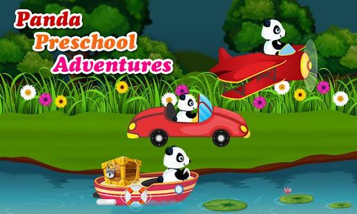 Panda Preschool Adventures