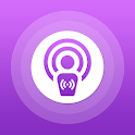 PodcastX - Free Podcast Download Player icon