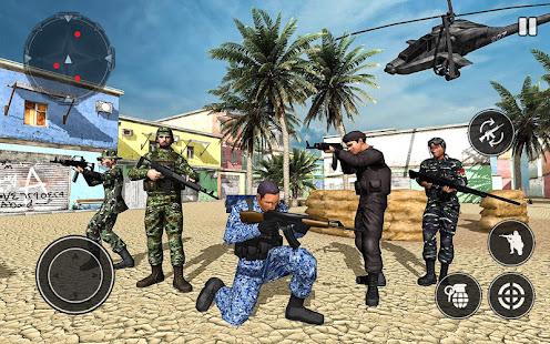 Military Bullet Force Free Fire Fps Soldier Apps En Google Play