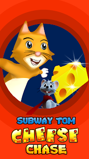 Subway Tom Cheese Gold Run - náhled