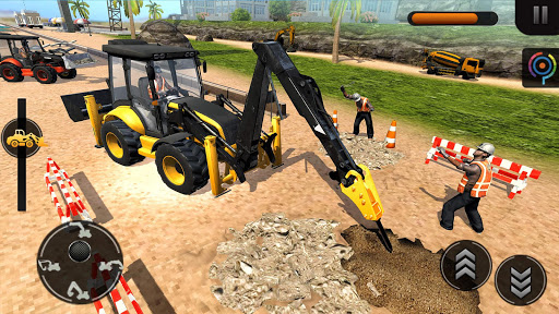 Beach House Builder Construction Games 2018 apkpoly screenshots 14