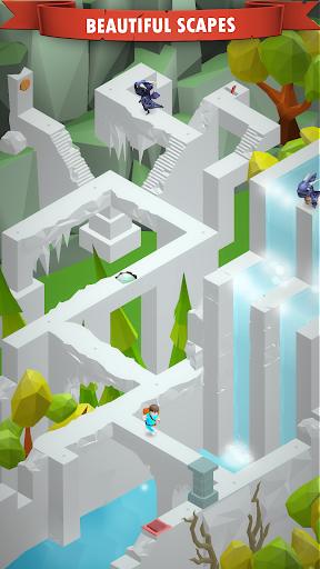 Voyage épique - La vallée perdue  captures d'écran 6