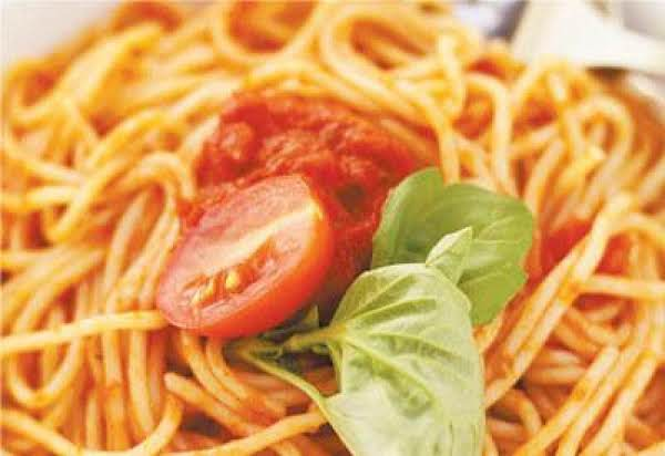 Angel Hair With Fresh Tomatoes And Garlic Recipe