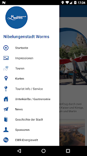 Nibelungenstadt Worms- screenshot thumbnail