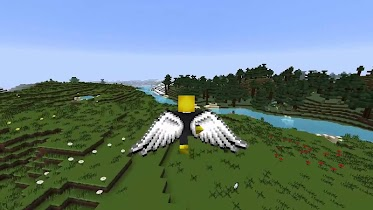 Angel Skins for Minecraft PE - screenshot thumbnail 03