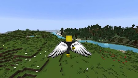 Angel Skins for Minecraft PE APK screenshot thumbnail 3