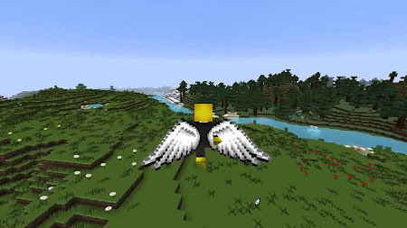 Angel Skins for Minecraft PE 1.0 screenshot 630030