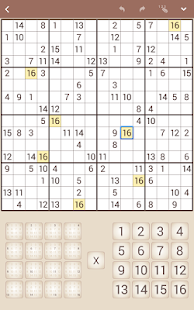 Conceptis Sudoku- screenshot thumbnail