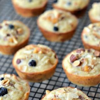 Banana Trail Mix Muffins