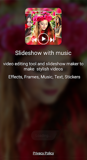 Photo video maker with music screenshot 9