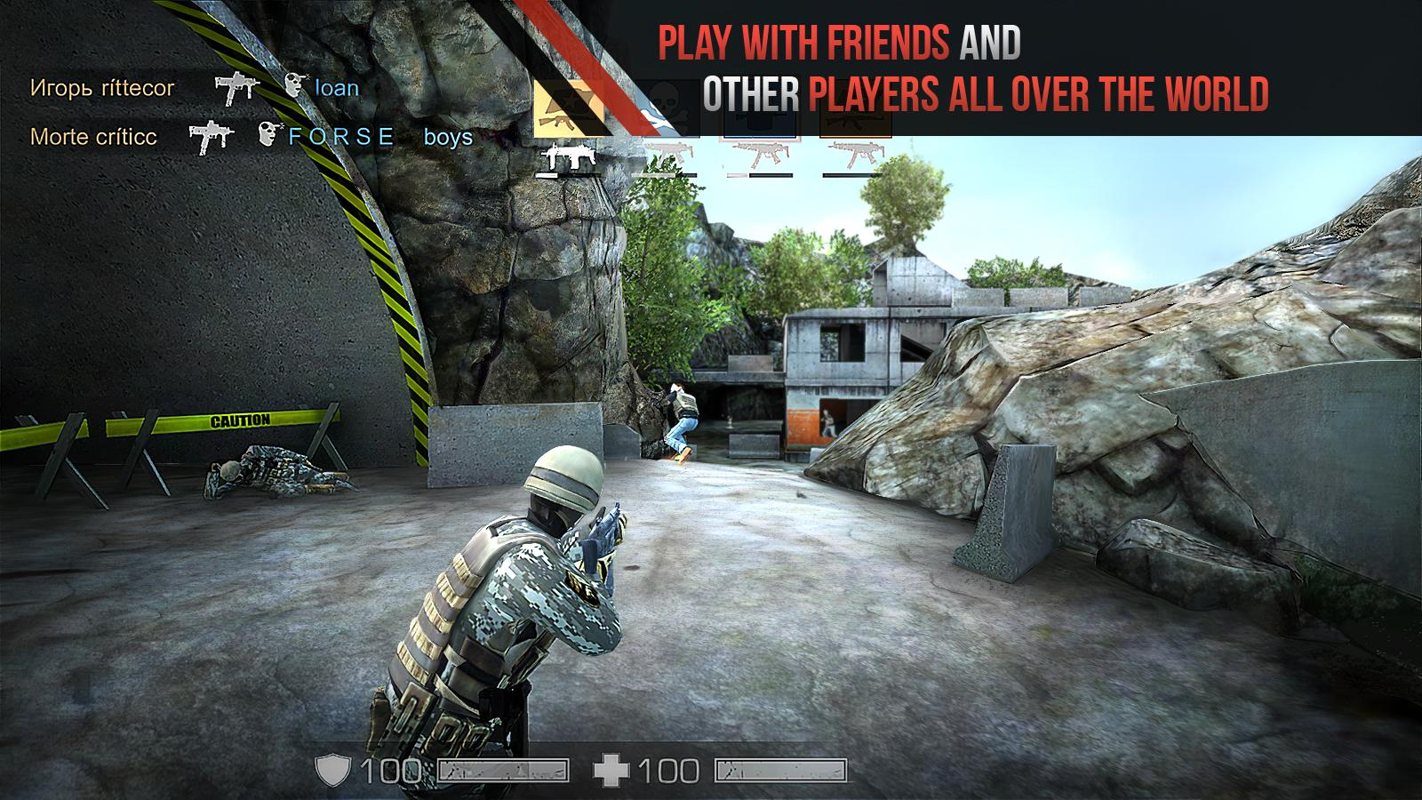 Standoff Multiplayer- screenshot