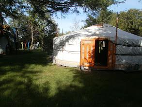 Photo: The Yurt, Thy exhibition