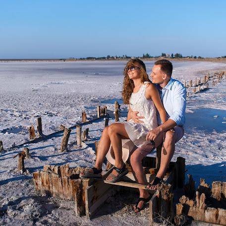 Wedding photographer Andrey Yakimenko (razrarte). Photo of 02.11.2017