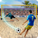 Shoot 2 Goal - Beach Soccer Game icon