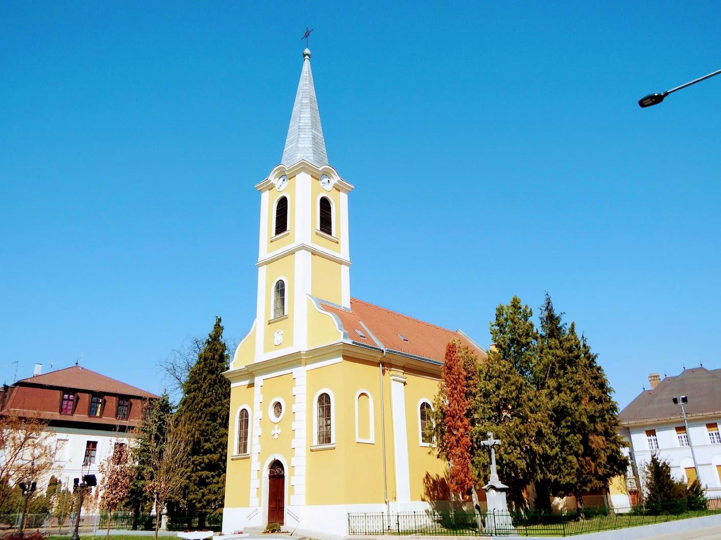 Győr - Szigeti Szent Rókus és Sebestyén rk. templom