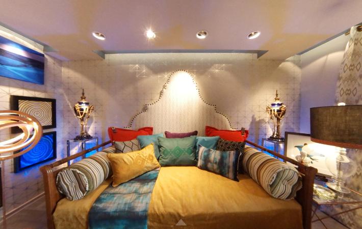 Casa FOA Chile 2016: Dormitorio para hombre - Marcelo Varetto