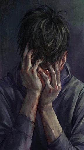 Sad Anime Wallpapers Hd Aplikasi Di Google Play