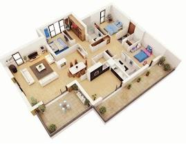 3D Home Layout Design - screenshot thumbnail 08
