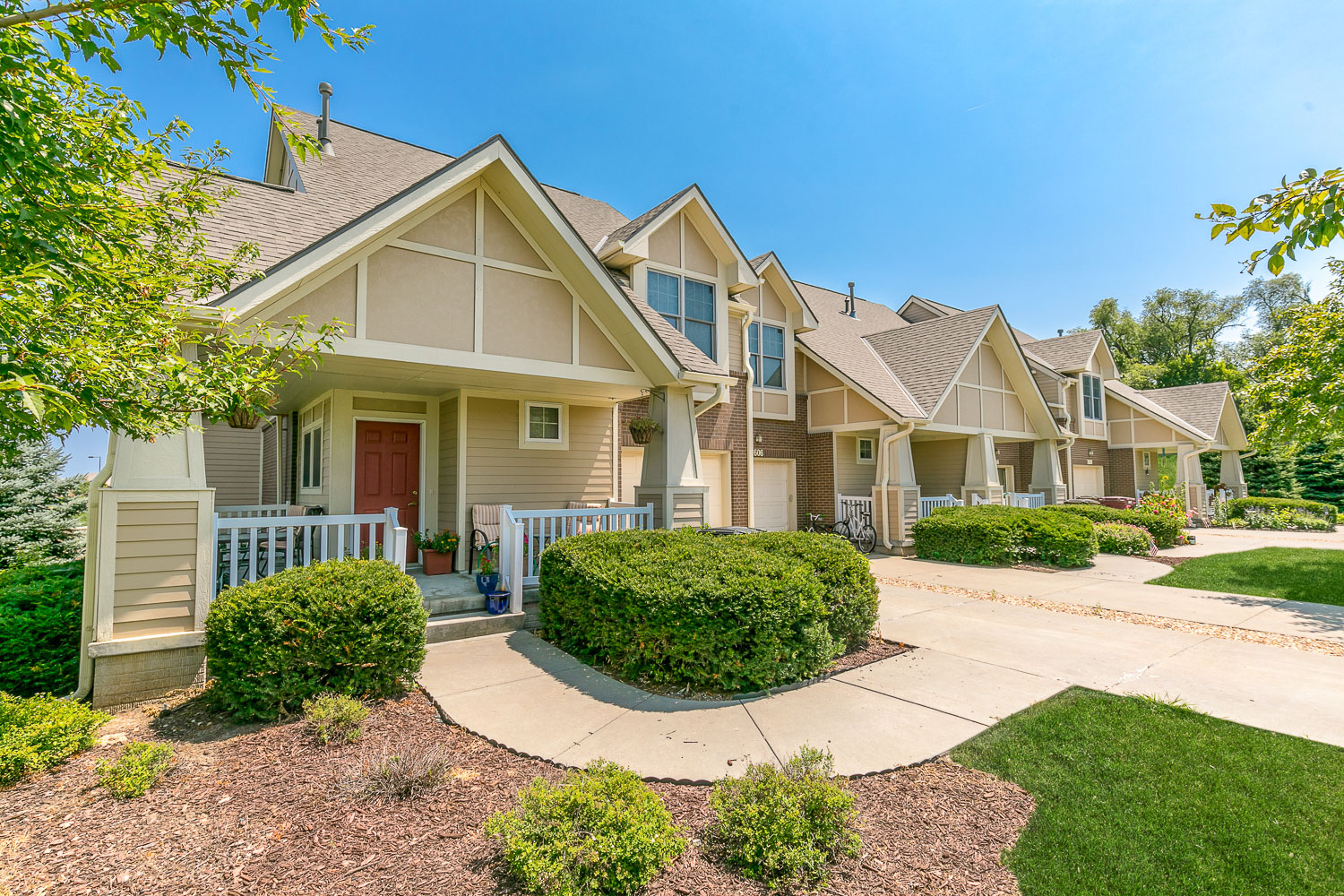 Summer Hill Apartments And Townhomes In Lincoln Nebraska