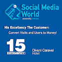 4th Social Media World 2015