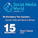 4th Social Media World 2015