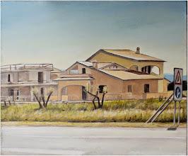 """Photo: """"Aurelia 3"""", 54cm x 65cm, 2014"""