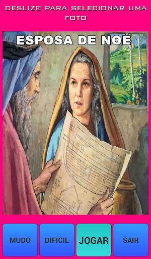 Quebra-Cabeça Mulheres Bíblia