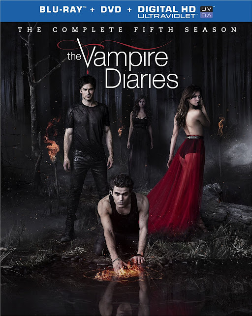 The Vampire Diaries – Temporada 5 [4xBD25]