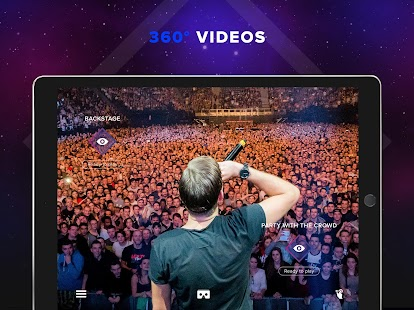 Sam Feldt 360 Experience- screenshot thumbnail