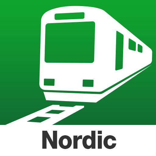 Transit ノルディック by NAVITIME 交通運輸 App LOGO-APP開箱王