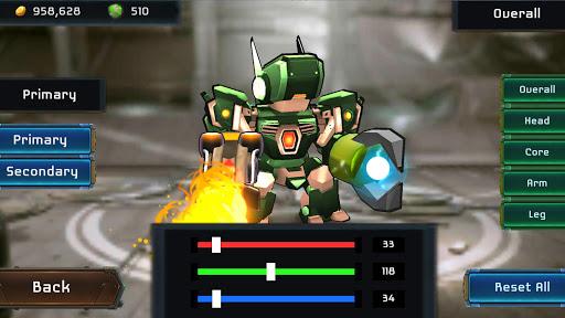 MegaBots Battle Arena: Build Fighter Robot filehippodl screenshot 4