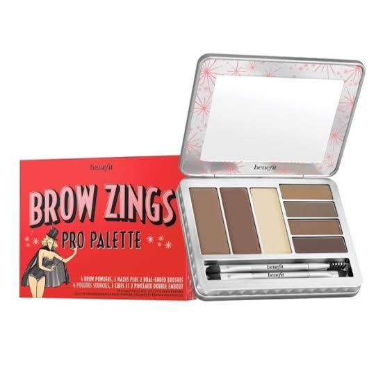 6. Benefit - Brow Zings Pro Palette