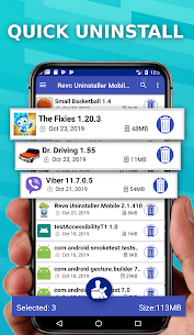 Revo Uninstaller Mobile Pro Apk [Premium Features Unlocked] 1