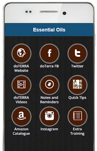 doTerra Training App