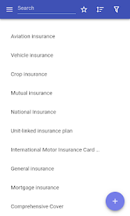 Types of insurance App Download For Android 1