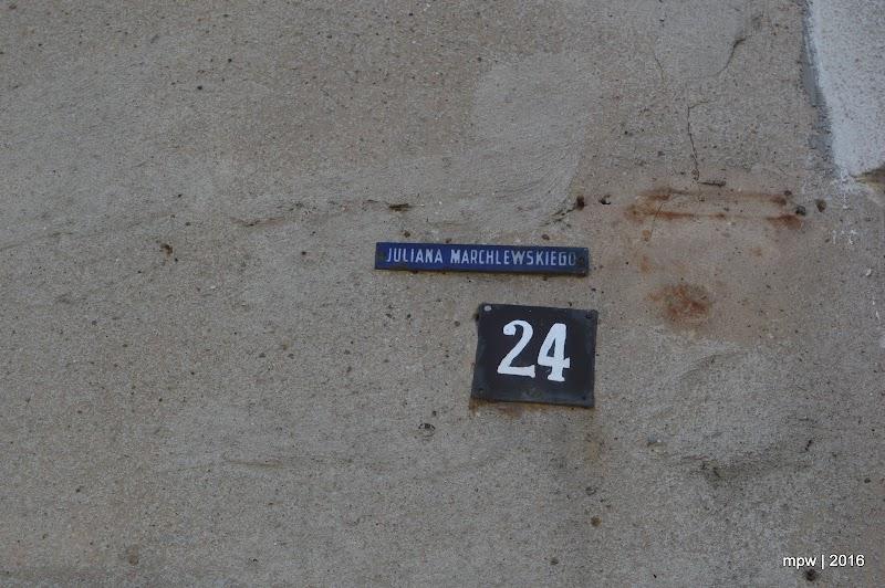 [Fot. 1] Marchlewski wiecznie żywy