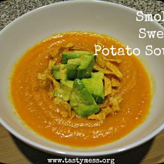 Smoky Sweet Potato Soup.