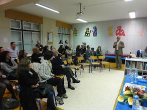 Photo: Iniciativa na EBI de Santo Onofre