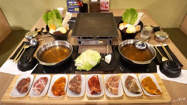 高雄越之晟韓式烤肉鍋物,八味烤肉生日免費韓服體驗。