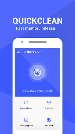 Download Zeno Cleaner on PC & Mac with AppKiwi APK Downloader