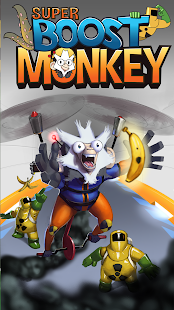 Super Boost Monkey- screenshot thumbnail
