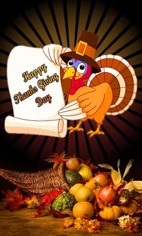 android Thanksgiving Day Wallpaper Screenshot 8