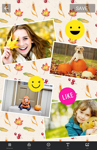 Collage Maker - photo collage & photo editor 1.201.69 screenshots 9
